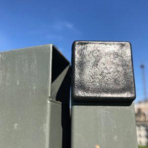 пластиковая заглушка на торцы