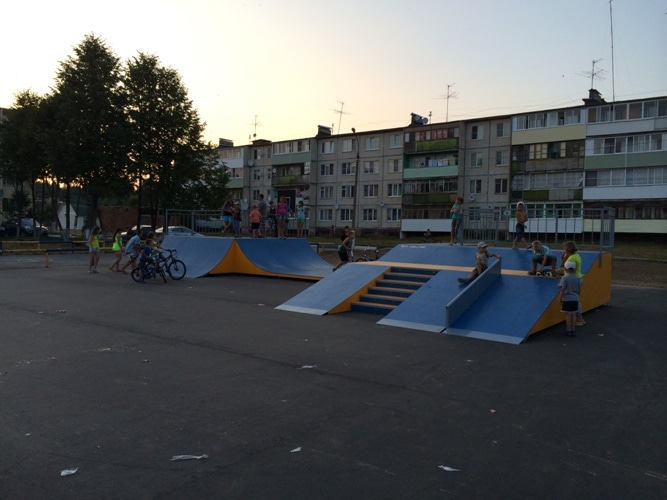 Поставка Комби пайпа в село Воздвиженское, Клинского района