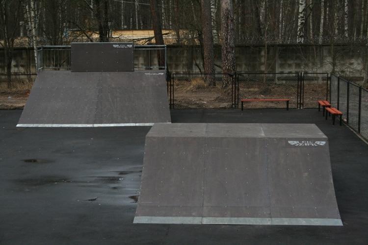 Скейт-парк в Красногорском районе