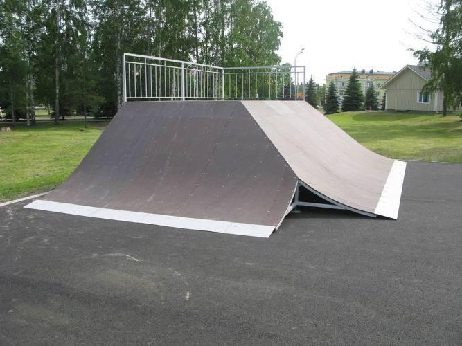 Скейт-парк в г. Нижний Тагил
