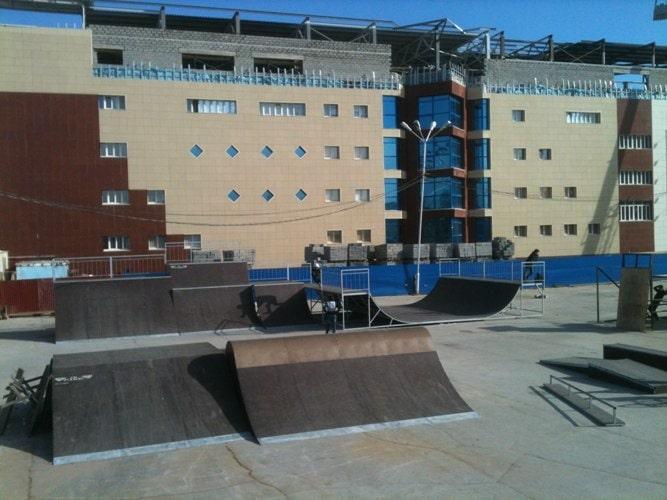BMX-парк в г.Якутске