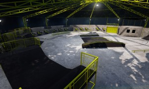 Проект скейт-парка 2