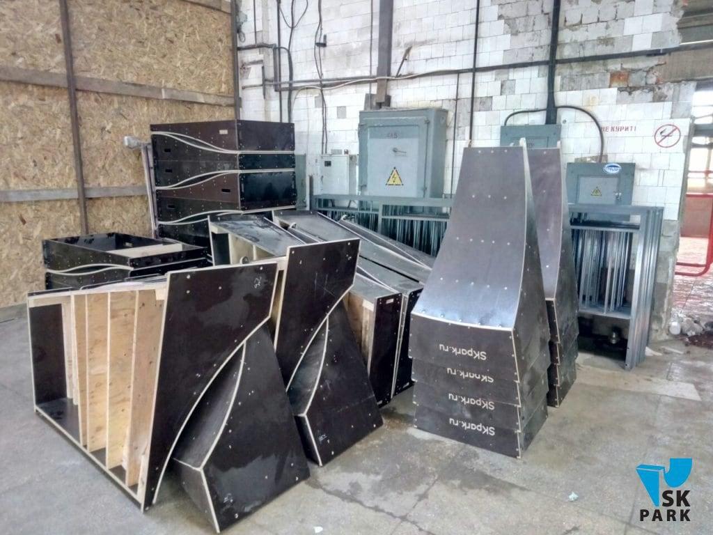 Открыт производственный филиал в Крыму
