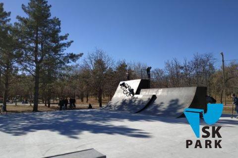 Фото Скейт парк в Армянске, Крым / Skatepark in Armyansk by SK PARK
