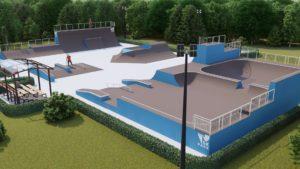 Скейт парк споты и классификация скейтпарков