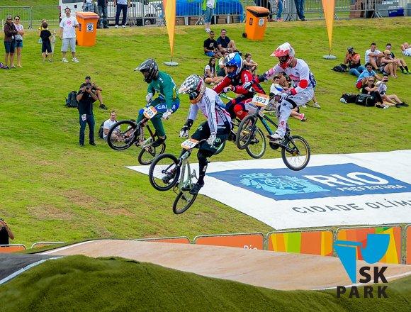 Олимпийская дисциплина BMX «РЭЙС»