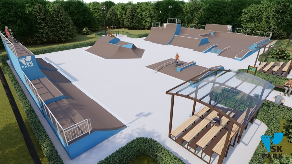 Топ 5 ошибок при проектировании скейт парка
