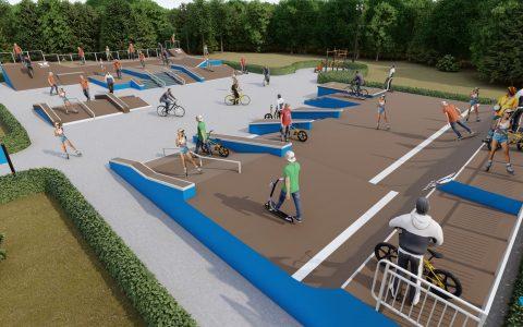 вместимость скейт парка