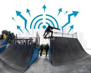 Шум от скейтпарка: мифы и реальность.