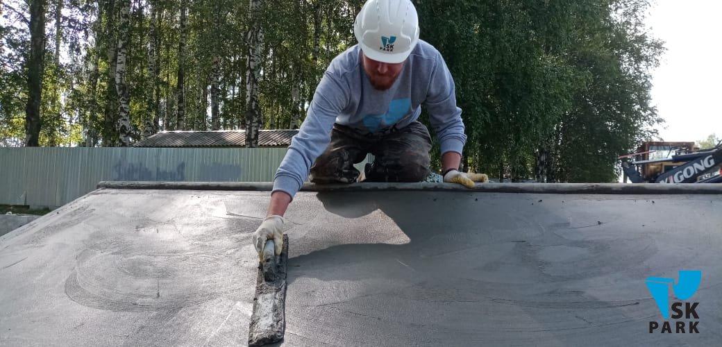 Бетон для скейтпарка купить вертолеты для бетона бу