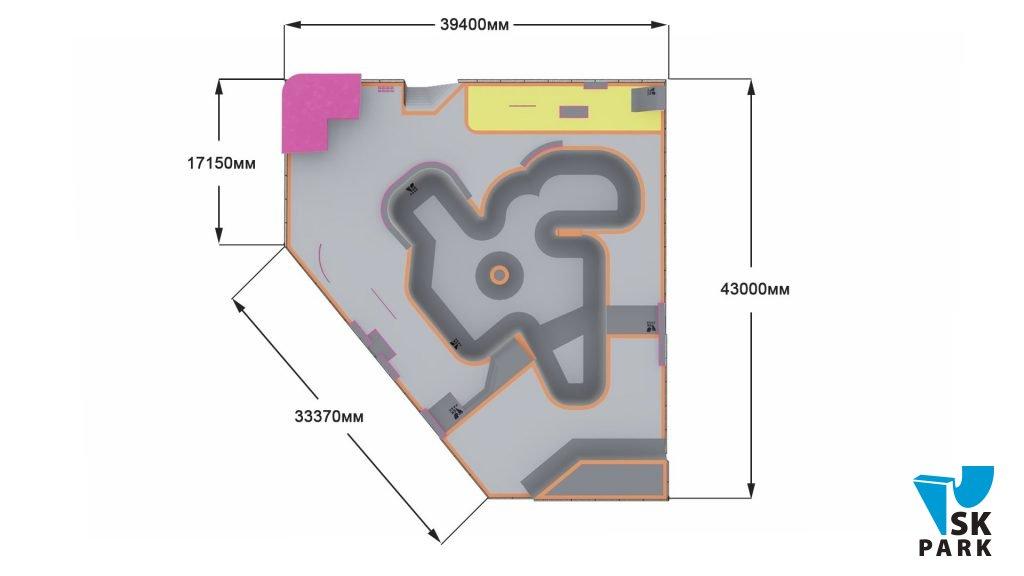 Проект боула SKB 39-43