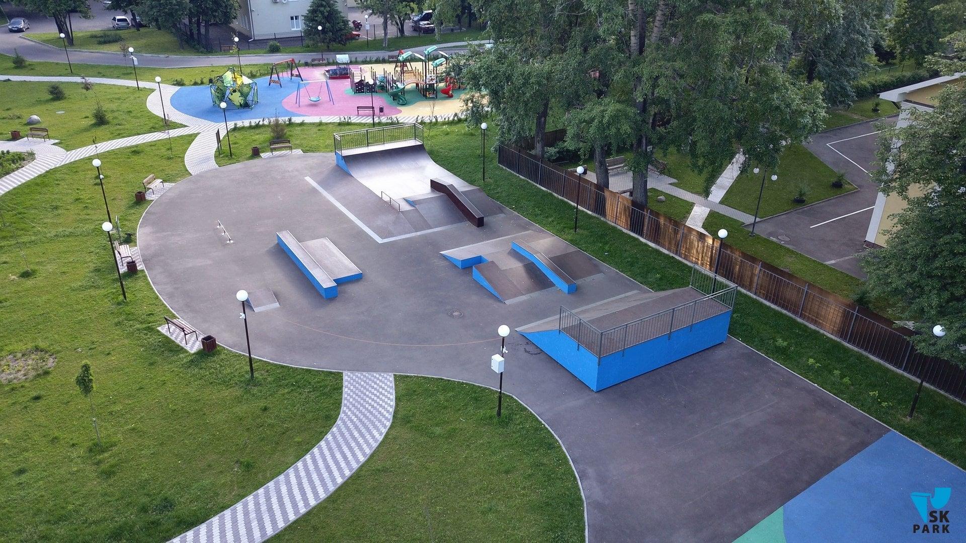 Выложили описание нового объекта в Нагорном районе г.Москвы