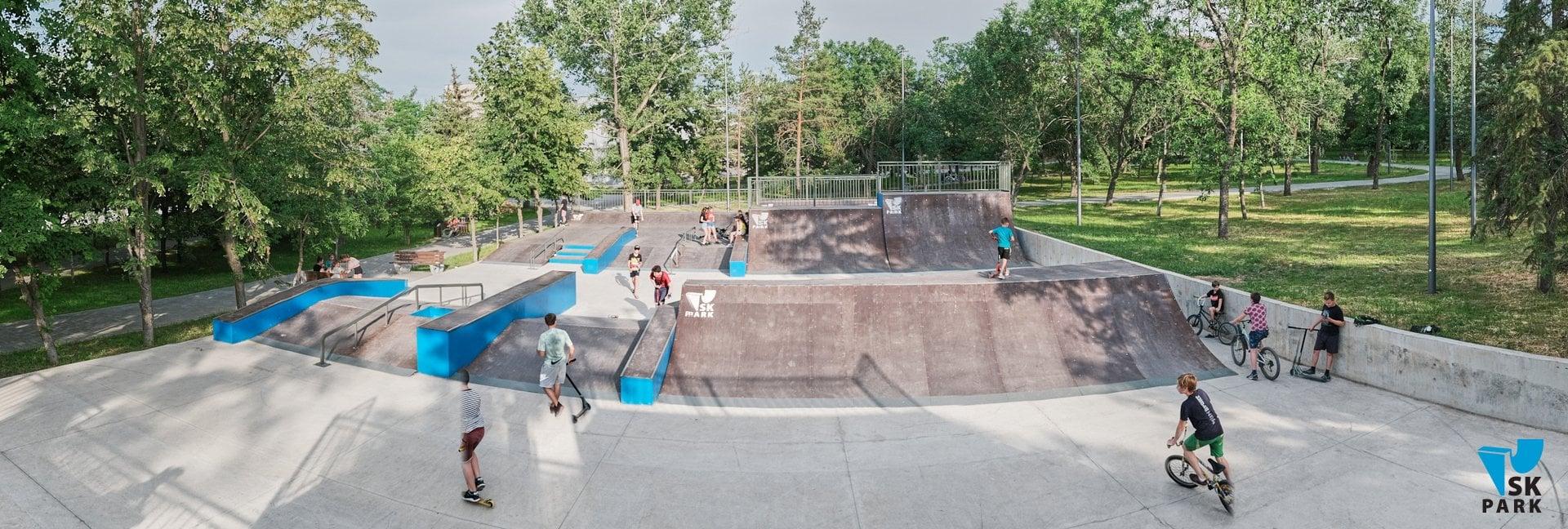 Cкейт парк в Белой Калитве / Skatepark in Belaya Kalitva