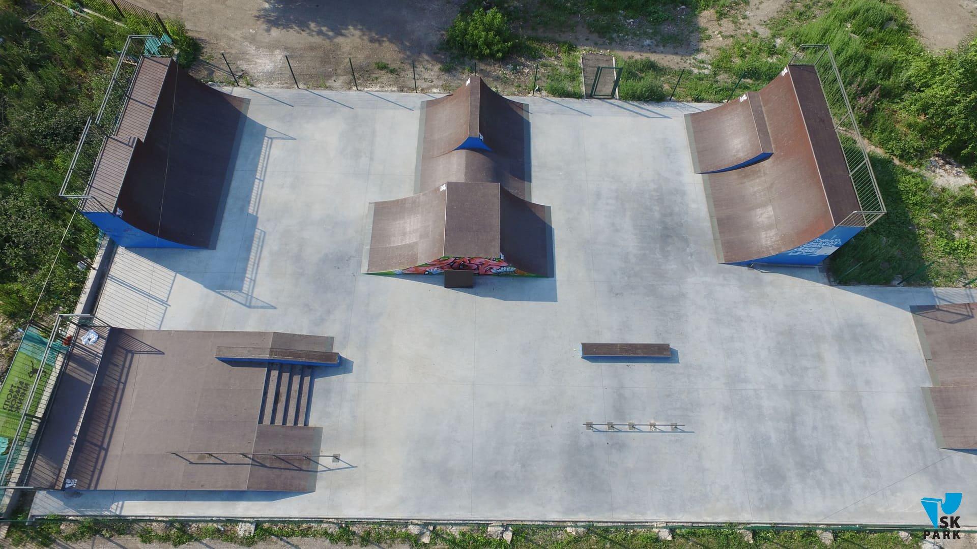 Универсальный экстрим-парк в г. Кунгур